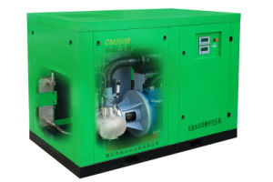 Oil-Free Screw Air Compressor of Water Lubrication (CM250B) pictures & photos
