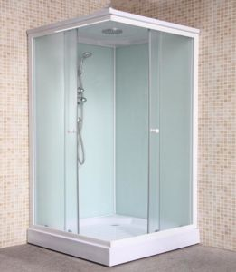 Russia Simple Glass Shower Cabin 90 for Sale pictures & photos