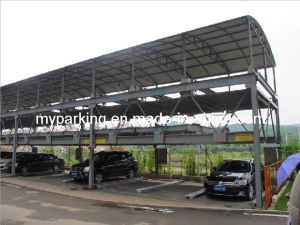 Three Level China Hot Sale Psh Car Parking System