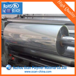 Rigid Clear PVC Thin Plastic Sheet for Folding Box pictures & photos