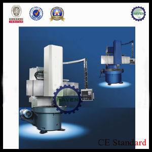 Cjk5116g Series CNC Economic Single Column Vertical Lathe pictures & photos