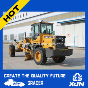 Cheap Mini Grader Price Motor Grader Tractor Laser Leveler Py9120 pictures & photos