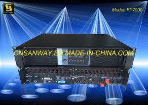 High Power 2X1450W@8ohm PRO Audio Amplifier Mosfet (Sanway FP7000) pictures & photos