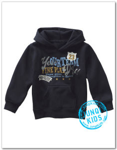 Child Clothes/T-Shirt With Hood (B07T0136)