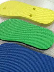 High Quality PE Foam Sheets for Flip Flops Sole Plastic Soling Sheets pictures & photos