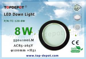 8W LED Down Light (TC-120-8W)