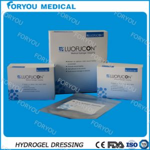 Medical Hydrogel Dressing for The Scald Wound Care pictures & photos