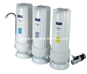 Desktop 3 Stage Water Filter (RY-CT-W3) pictures & photos
