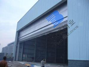 Fabric Lifting Industrial Door (H011)