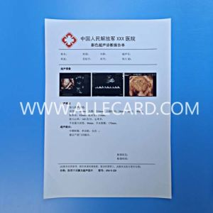 Transparent Laser Printing Image Plastic Film pictures & photos