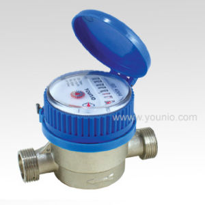 Single Jet Dry Type Cold Water Meter