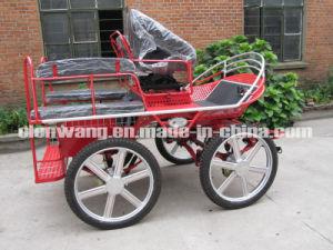 Marathon Horse Cart Spainish Style (Gw-Hc09-3# pictures & photos