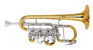 Rotary Trumpet / Bb Trumpet / Trumpet pictures & photos