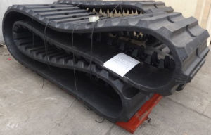 Big Rubber Tracks for Big Excavator and Agricultural Crawler