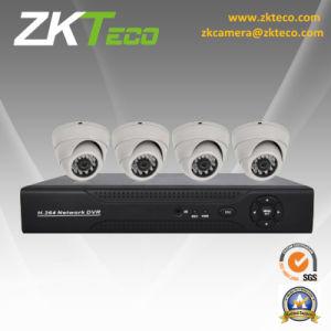 Kit CCTV Ahd 4CH Ahd Dome Camera and DVR Kit AHD-KIT0401D