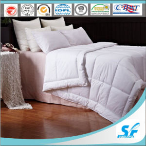 Factory Whited Color Wool Fiber Bedding Sets Comforter pictures & photos