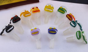 New Design Hookahs Shisha Bowl for Smoking Universal People by Shining Glass pictures & photos