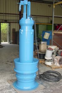 Submersible Axial Flow Pump, Axial Flow Pump, Submersible Pump pictures & photos