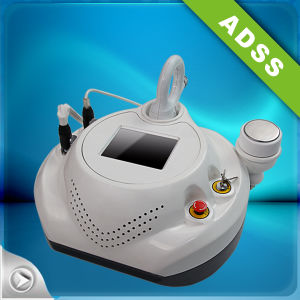 Ultrasonic Cavitation +Monopolar +Tripolar RF 3 Hand Pieces pictures & photos