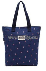 Promotional Ladies Cotton Canvas Shopping Leisure Tote Bag pictures & photos