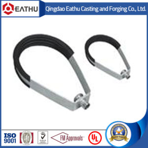 Hanger Pipe Clamp with Rubber or Without Rubber pictures & photos