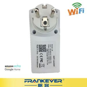 Frankever WiFi Socket Working with Amazon Alexa UK Smart Switch