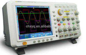 Digital 4 Channel Touch Screen USB Storage Oscilloscope