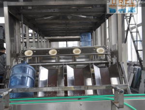 5 Gallon Decapper and Washing Filling Capping Barrel Production Line pictures & photos