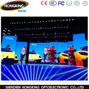 Full Color High Definition Outdoor P6 Rental LED Video Wall pictures & photos