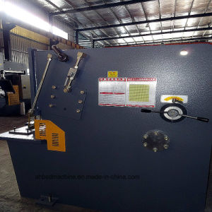 Shearing CNC Machine/Cut Machine/Machine Tool pictures & photos