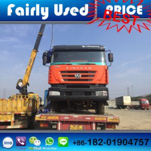 Used 6X4 Saic Iveco Hongyan Kingkan Dump Truck of Tipper pictures & photos