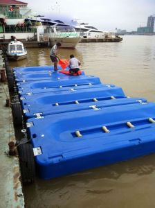 for Sale Blue Colour Jet Ski Float Floating Dock Price Manufacturer pictures & photos