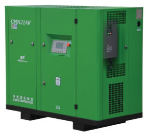 Micro Oil Variable Frequency Screw Air Compressor 37kw 50HP pictures & photos