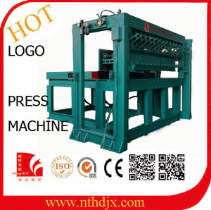 Clay Brick Making Machine for Solid Logo Brick for India Market pictures & photos