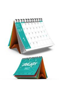 Professional Custom Stationery/Office Supply Desk Calendar pictures & photos