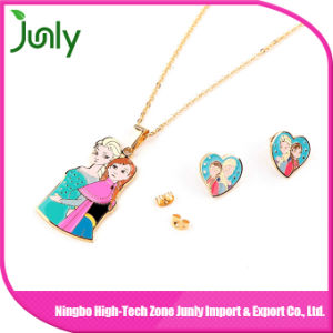 Women Smart Pendant Simple Gold Chain Necklace Fashion pictures & photos