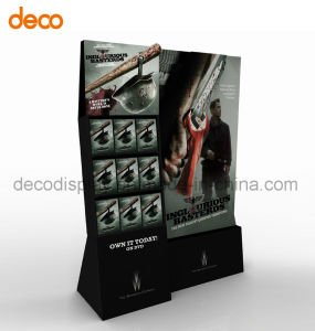 Cardboard Floor Display Paper Display Stand for Promotion pictures & photos