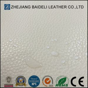 Microfiber Vinyl Fabric Sofa/Bag/Automotive with Waterproof and Fire Resistance pictures & photos