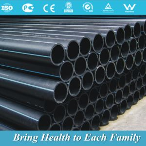 High Quality HDPE Water Supply Plastic Pipe (PEWS series) pictures & photos