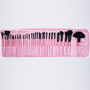 32 PCS/Set Pink Bag Professional Makeup Brushes Set Manufacturers China pictures & photos