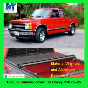 4 X 4 Truck Bed Covers on Sale for 04-15 Chevy S10 82-95 pictures & photos