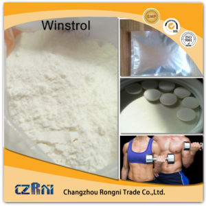 99% Purity Oral Tablets Steroid Raw Powder Stan Winstrol for Muscle Gain pictures & photos