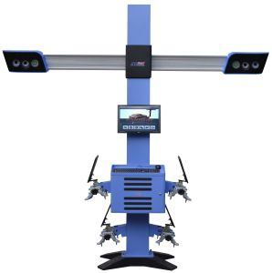 3D Auto Wheel Alignment for Garage Shop pictures & photos