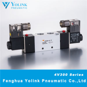 4V330 Series Pilot Operated Solenoid Valve pictures & photos