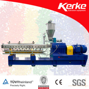 Parallel Co-Rotation Design Plastic Granulator Machine pictures & photos