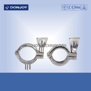 Ss304 Round Pipe Holder with Handle (60076-1) pictures & photos