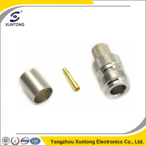 Xuntong N Type Connector Female to Female Adapter pictures & photos