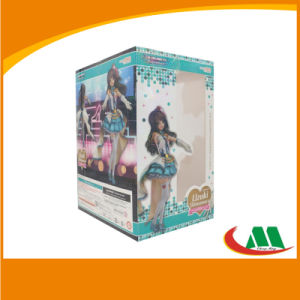 2017 Hot Sales Doll Packaging Box with PVC Windows