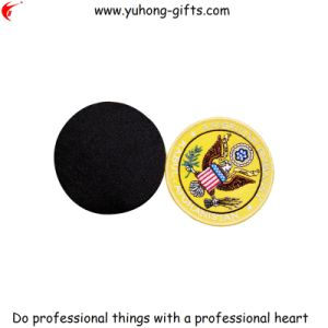 Custom Garment Embroidery Badges (YH-EB022) pictures & photos
