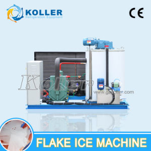 Koller 2000kg/Day Fresh Water Flake Ice Machine, Glass Ice pictures & photos